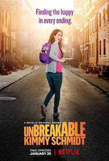 Episodios finales de Unbreakable Kimmy Schmidt