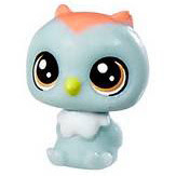 Littlest Pet Shop Series 1 Multi Pack Rawley Screech-Owl (#1-195) Pet