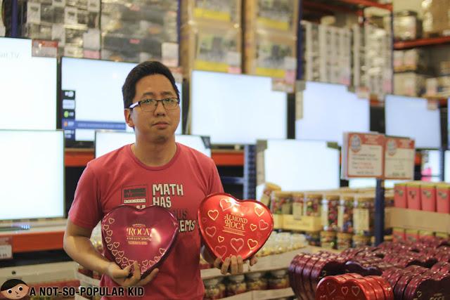 Renz Cheng Almond Roca Hearts