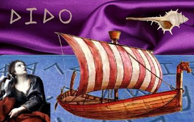 La reina Dido, mítica fundadora de Cartago