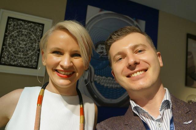 Fiona Krüger & Andrei Kluska