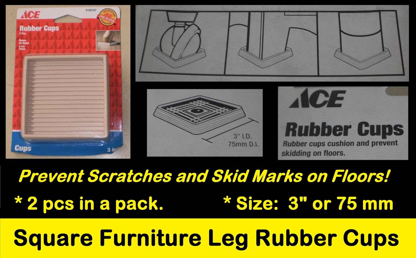 cups for chair legs pride lift remote replacement get funtastic deals furniture square rubber