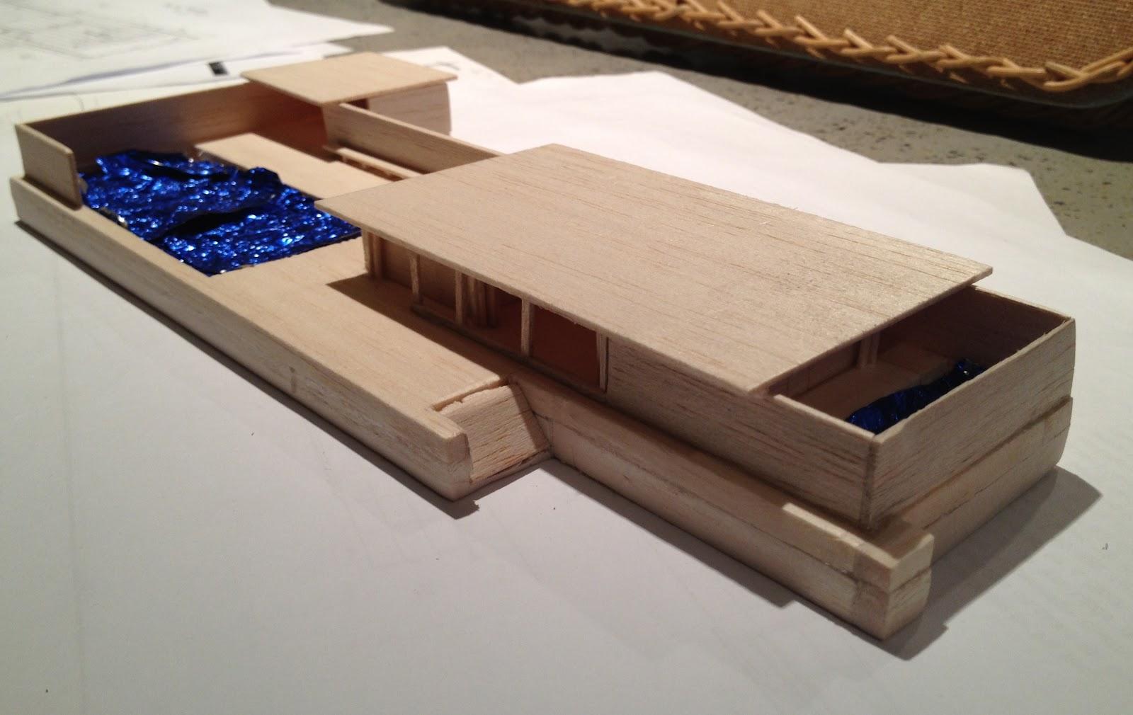 ARCH1142 Communications: Barcelona Pavilion - Mies Van der ...