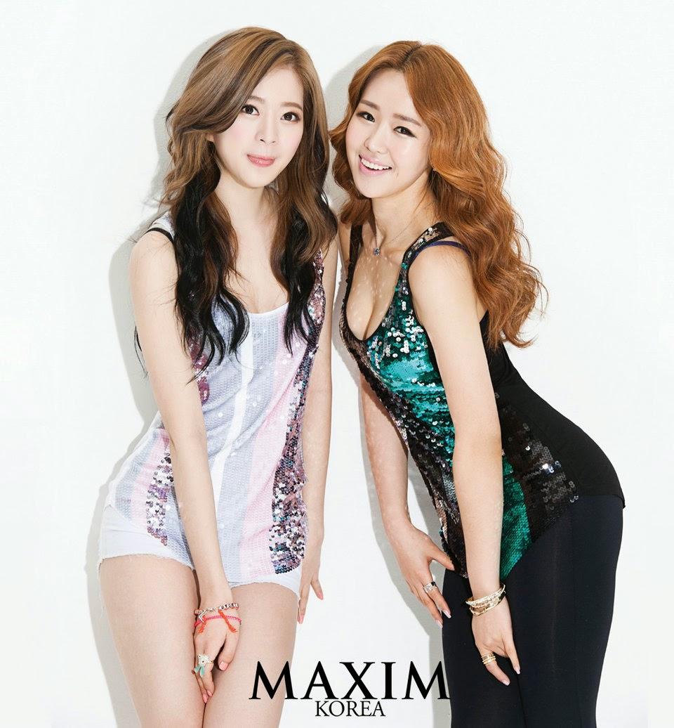 5 Bintang K-Pop Pernah Jadi Model Majalah Dewasa