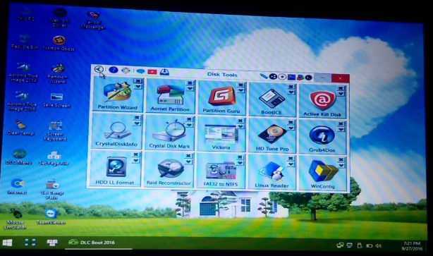 CARA CLONING WINDOWS 10 DENGAN DLC BOOT DAN VIDEO MENJALANKANNYA