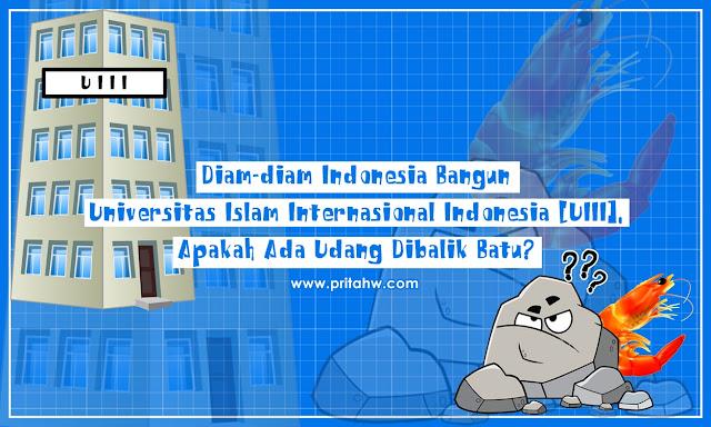 bangun UIII hubungannya dengan Islam moderat
