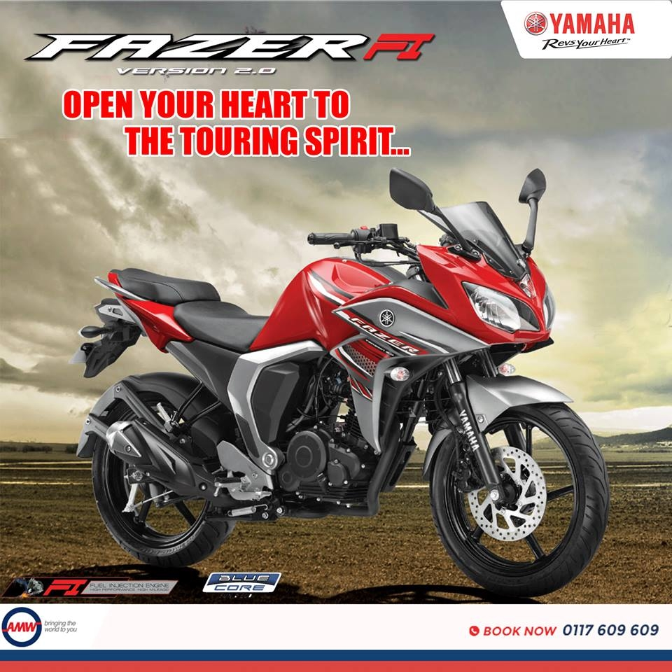 Yamaha Fazer FI V 2 0 Price in Sri Lanka 2018 January