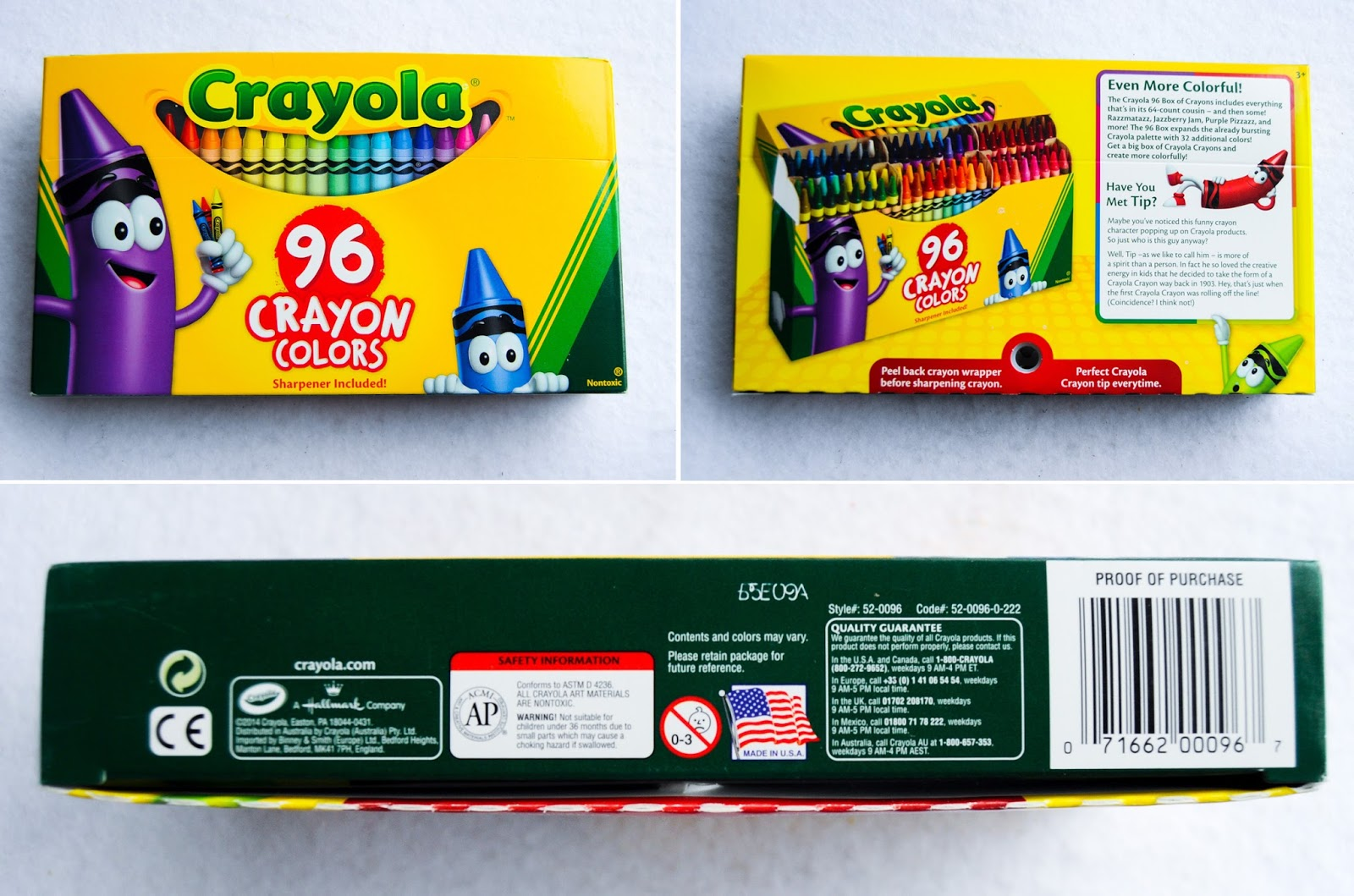 64 96 120 count big box redesign jenny s crayon collection