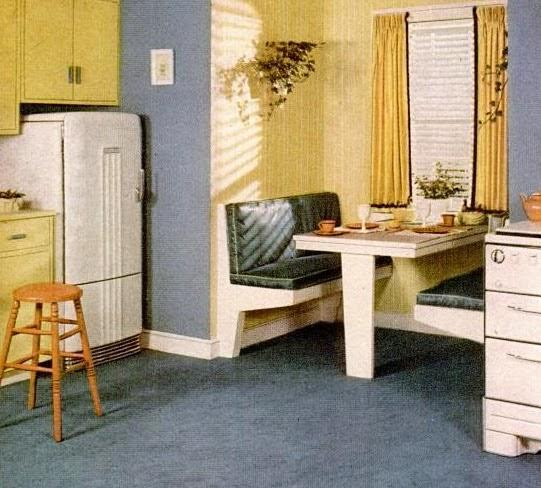 Take A Peek At This Gallery Of Linoleum Flooring Ideas: My Pretty Baby Cried She Was A Bird: Nairn Linoleum Floors