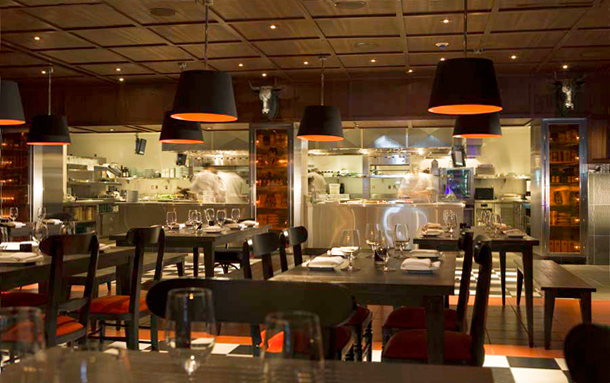 Restaurante The Bazaar by José Andrés em Los Angeles