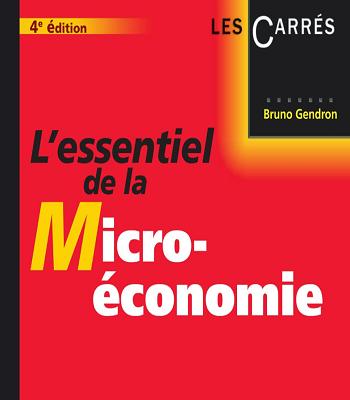 L'essentiel de la micro-économie PDF