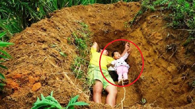 Orang Bilang Ia Gila Karena Ajak Anak Main ke Kuburan !! Namun Saat Fakta Dibaliknya Terungkap, Kamu Pasti Bercucuran Air Mata !