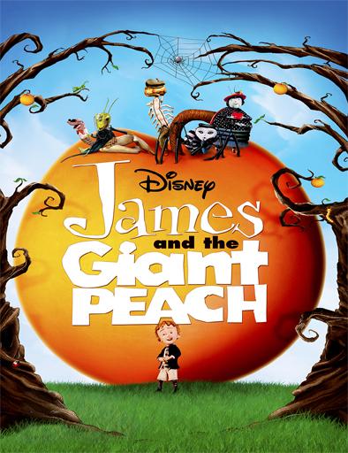 Ver James y el melocotón gigante (1996) Online