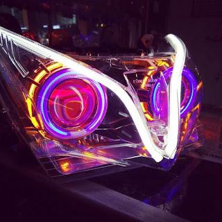 Jual Projector Headlamp Honda Vario Wilayah Tegal Dan Sekitarnya