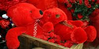 صور دبدوب احمر 2019 دباديب عيد الحب
