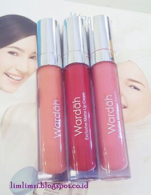 lip cream wardah