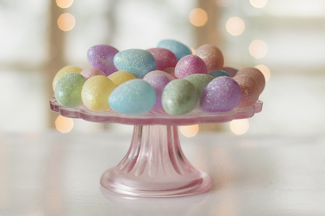 Five Easter Home Decor Ideas