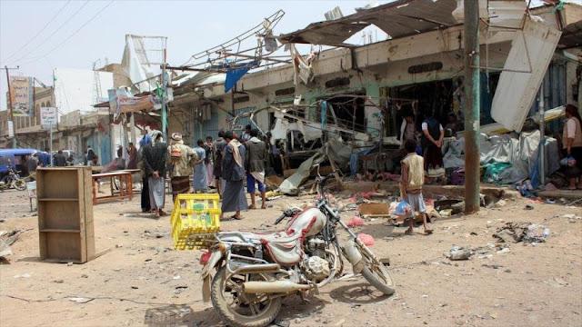 """""""Arabia Saudí intensificó ataques en Yemen por orden de EEUU"""""""