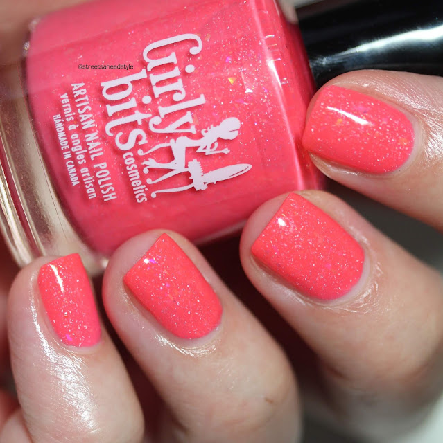 Girly Bits The FoMo is Real swatch by Streets Ahead Style