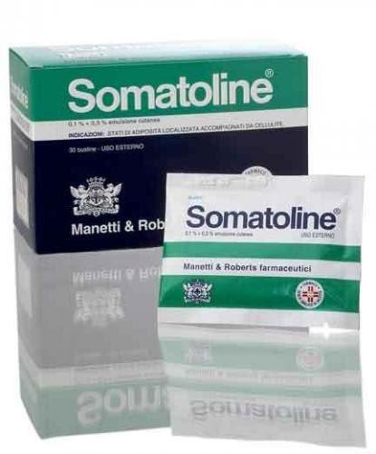 SOMATOLINE ® - Foglietto Illustrativo