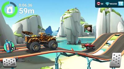 MMX Hill Dash 2 – Offroad Truck, Car & Bike Racing APK
