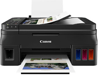 one amongst peachy gadget in addition to cloud availability Canon PIXMA G4410 Drivers Download, Review, Price