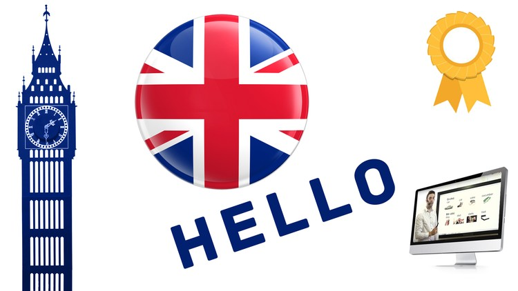 Learn English: English Course for Beginners (A1, A2, A2+)