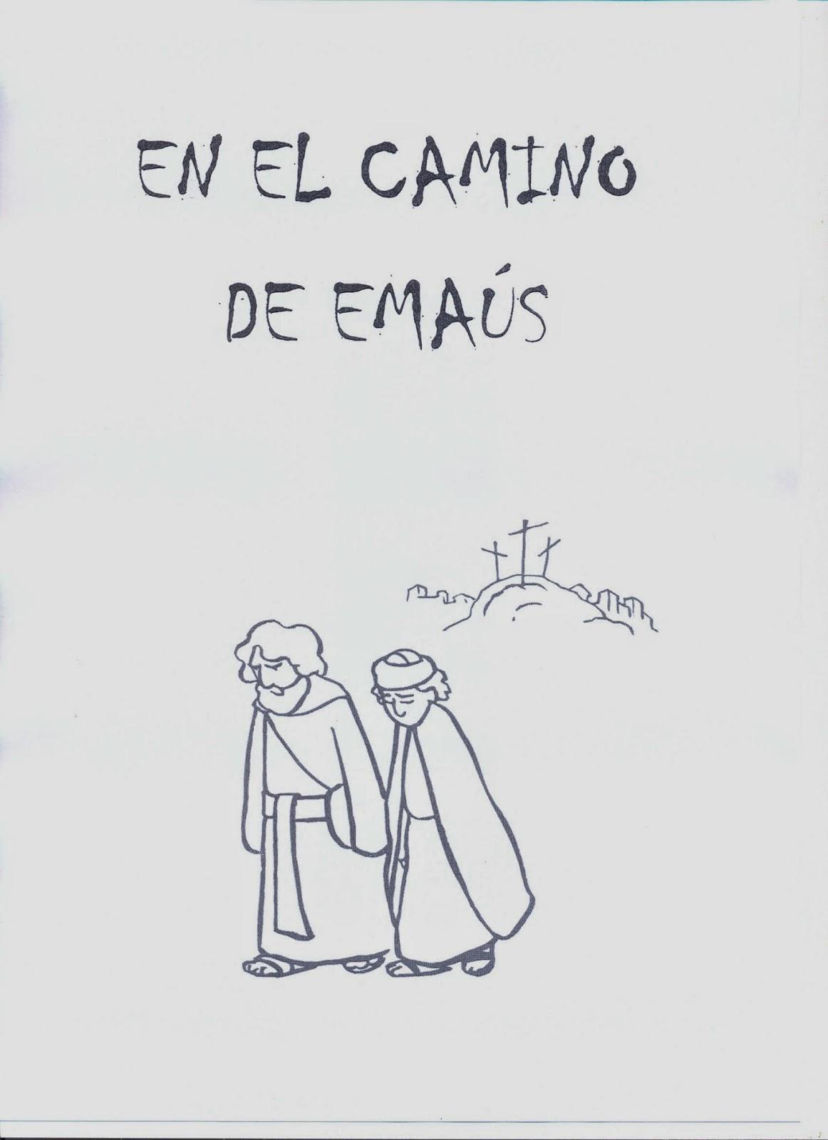 Ensinanzaere En El Camino De Emaus