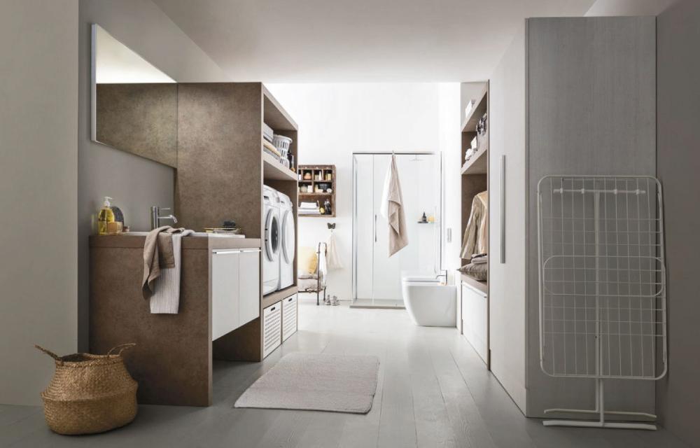 Estetica e funzionalit per la zona lavanderia blog di for Blog di arredamento casa