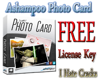 Ashampoo Photo Card Free Download With Free But Legal License Key