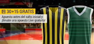 bwin promocion final four Fenerbahce vs Zalgiris 19 mayo
