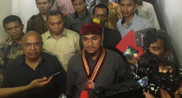 Selidiki Dugaan Penodaan Agama oleh Rizieq Shihab, Ketua PP PMKRI Diperiksa