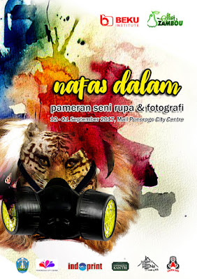 "Pameran Seni Rupa & Fotografi ""Nafas Dalam"""