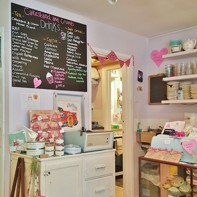 Cakestand & Crumb Tea Room