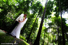 forest roof wedding