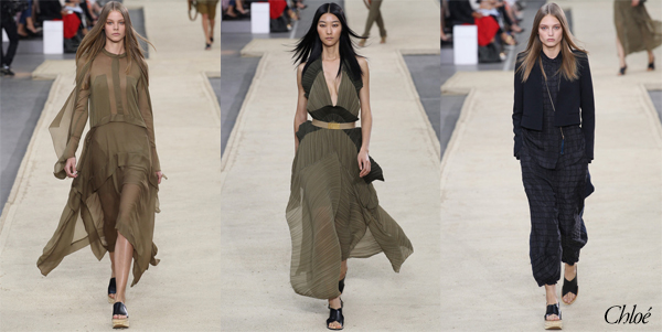 Chloé Spring 2014 Collection