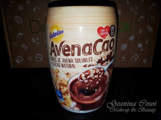 Colacao Avenacao Caja Degustabox - Septiembre ´17