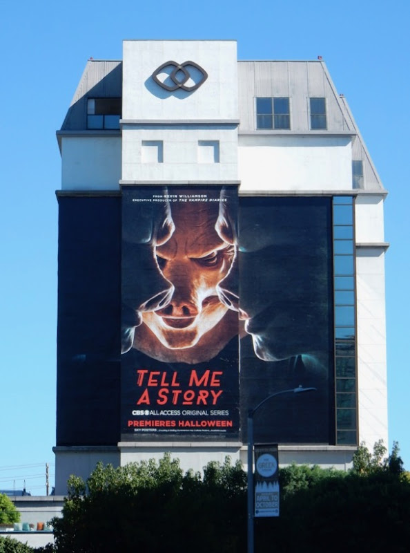 Giant Tell Me A Story series billboard