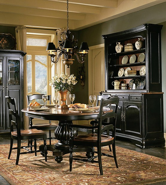 Red And Black Dining Room Ideas: A Tale Of Two Sisters Creations: Want: Update Dining Room