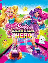 Barbie: Superheroína del videojuego (2017)