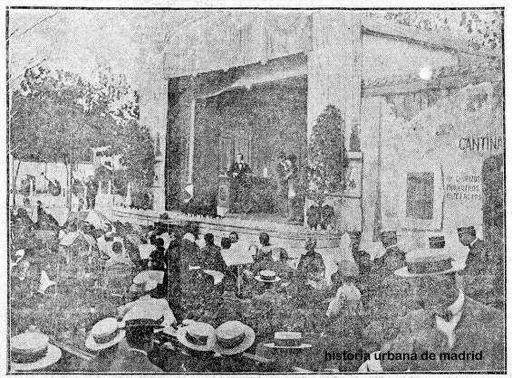 Historia urbana de madrid madrid 19 de julio de 1913 for Calle loreto prado y enrique chicote 13
