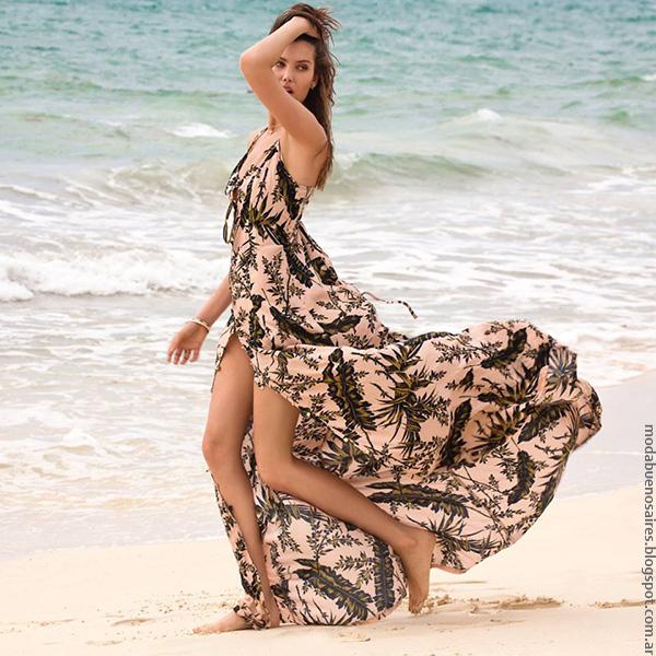 Moda primavera verano 2017 Cuesta Blanca Looks de moda mujer. Moda 2017.