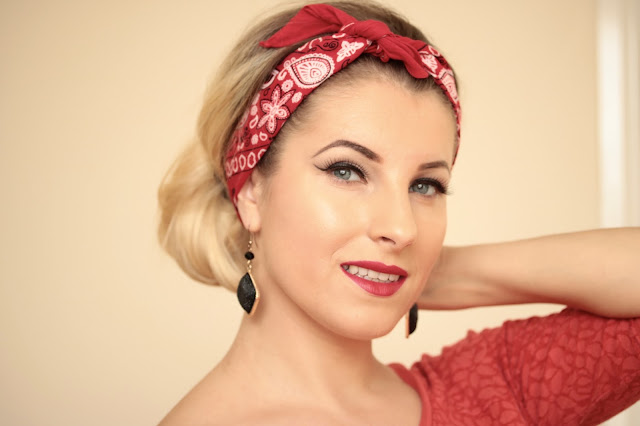 Beauty Makeup - Pin Up Girl