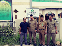 Masjid Baiturahman Bojonggede Telah Bersertifikat Tanah Wakaf