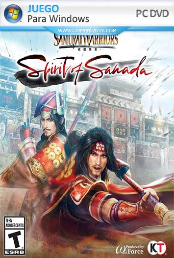 SAMURAI WARRIORS: Spirit of Sanada PC Full