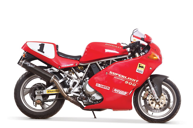 Ducati 900SL Superlight