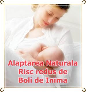 pareri alaptarea naturala si riscul de boli de inima la mame