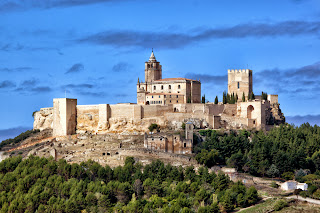 Castle La Mota, Alcala la Real