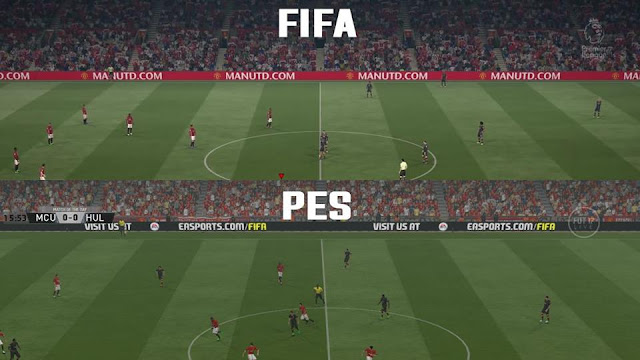 PES 2017 Frost Pitch V2 AIO dari Frosrt Pitch PES AA
