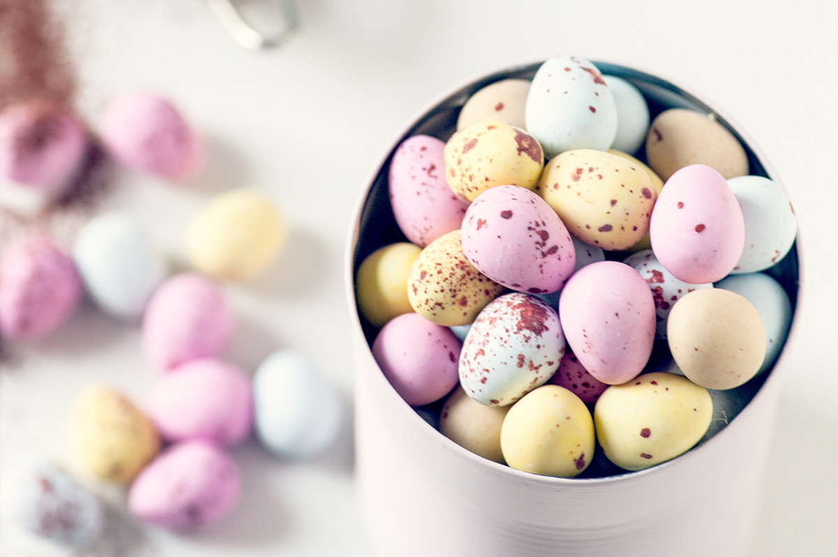 Include Chocolate Eggs Bunnies And Jellybeans Are One Of The More Interesting Additions Having No Easter Related Origins